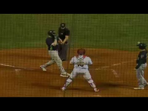 Vermont's Deichmann evens the score in the ninth