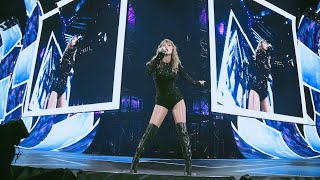 Taylor Swift - Love Story / You Belong With Me (Live #reputation Stadium Tour)