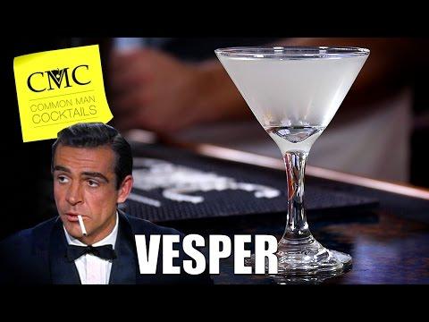 🍸  Vesper Martini /  Cocchi Americano or Lillet Blanc - Winner?