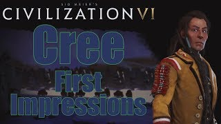 Video Civilization 6: First Impressions - Cree Civilization download MP3, 3GP, MP4, WEBM, AVI, FLV Januari 2018