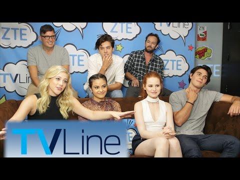 Riverdale Interview  | TVLine Studio Presented by ZTE | Comic-Con 2016