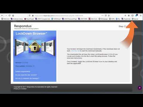 How To Download Respondus Lockdown Browser - UW-Whitewater