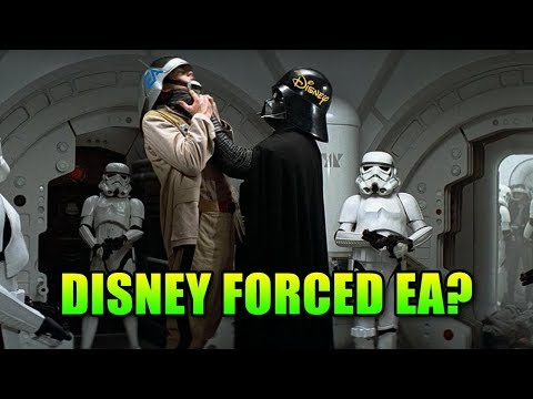 Disney Forced EA To Remove Micro-transactions In Battlefront 2?