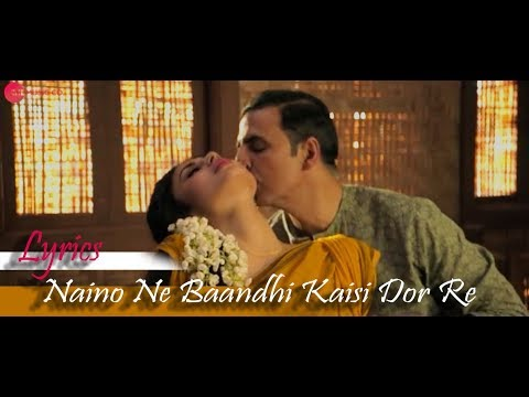 Naino Ne Baandhi Kaisi Dor Re Gold Song With Lyrics || Full Lyrics