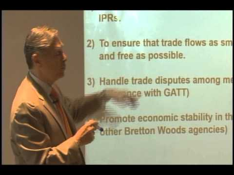 International Trade Agreements  -  13 (Universidad de las Américas Puebla UDLAP)