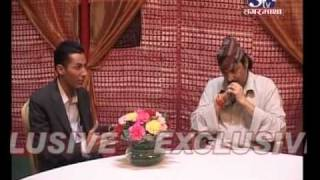 Former Crown Prince Paras Shah - Interview on Sagarmatha TV Part 1