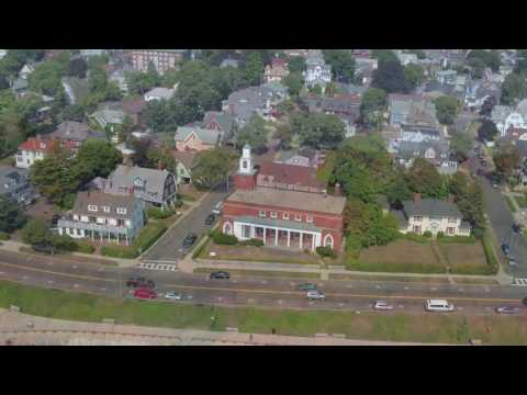 AerialPhoto123.com 4K Aerial Video Saugus, Lynn, Swampscott - Route 93 NH Olympus 45MM