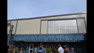 Efficiency & Innovation: Allagash Brewing Co. (FULL TOUR)