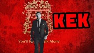 КЕК Юнайтед: Джеймс Бонд - за