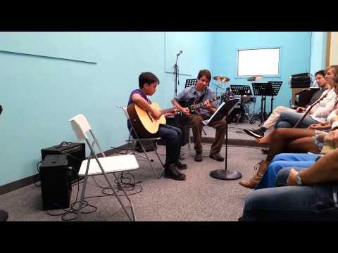 Fountain Valley Music Center Guitar Recital