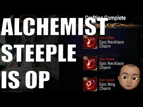 Alchemist Steeple Is A MUST HAVE! Epic Seven