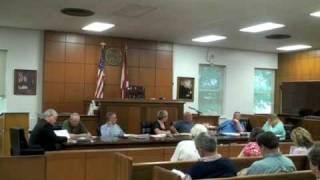 Jackson County, Al County Commission May 11, 2009 Part 1