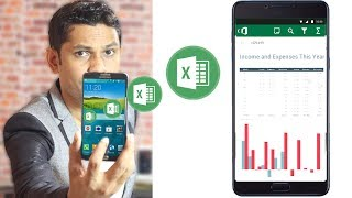3 Best Apps to use Excel in Android Mobile which helps to Manage Excel file in Smartphone
