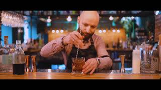 Cocktail Cinematic Video | How to make a good cocktail | by Aleksander Soroka