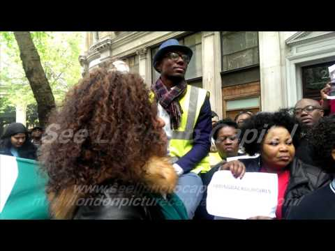 London Live - Bring Back Our Girls