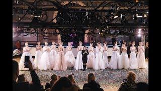 Юбилейный показ свадебных платьев Gabbiano в Москве
