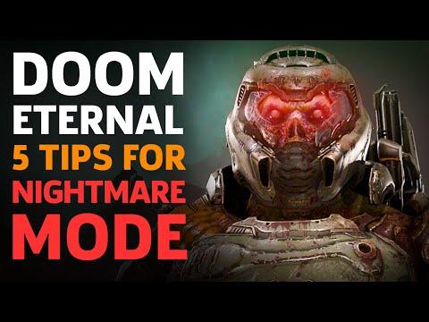 5 Tips For Doom Eternal's Nightmare Difficulty