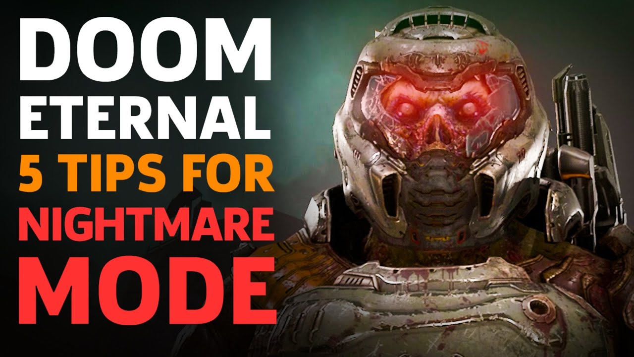 5 Tips For Doom Eternal's Nightmare Difficulty