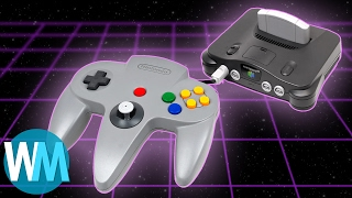 Top 10 Games - Top 10 Games that NEED to be on the N64 Classic Edition