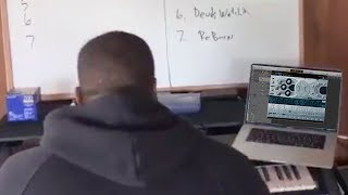 How Kanye West made the BASS synth in YIKES