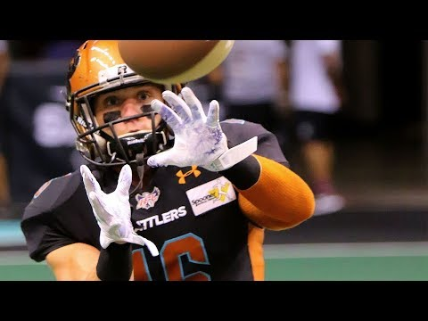 Arizona Rattlers Re-Sign WR Jarrod Harrington