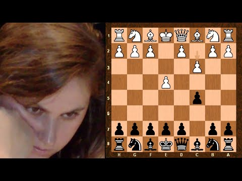 Judit Polgar's positional strengths -- Rauf Mamedov vs Judit Polgar -- Wch Rapid 2014 - 동영상