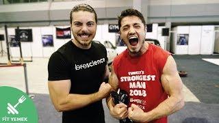 YARINI BEKLEME, BUGÜN BAŞLA! - Strongman'de neler oldu? #bugünbaşla