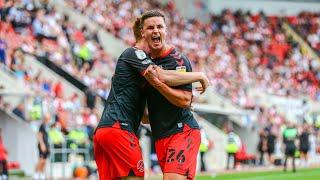 Ротерем Юнайтед  2-4  Флитвуд Таун видео