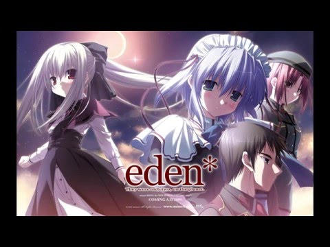Eden* They were only two, on the planet OST