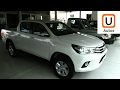 Toyota Hilux 2.8 Diesel AT 2017 UNBOXING #NetUAutos