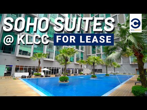 Soho Suites @ KLCC (Fully Furnished) | For Lease