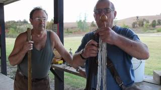 Shooting traditional muzzleloaders