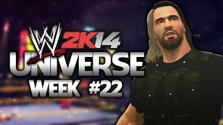 My WWE 2K14 Universe - Week 22 - EPISODE TWENTY TWO / Submission Pro!