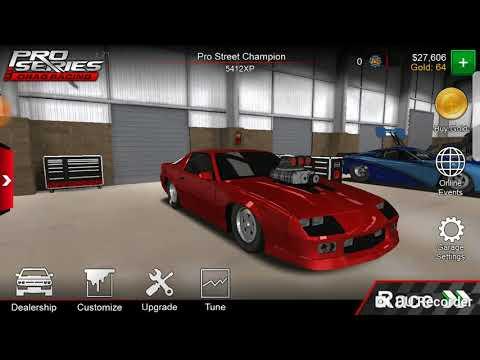 Pro Series Drag Racing 5.8 Tune 3rd Generation Camaro