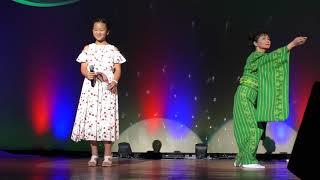 7月29日、アイプラザ一宮での、第7回「絆」歌謡祭から、東亜樹さんが歌...