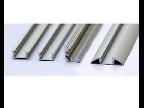 Aluminium Extrusions for LED lighting - Marc LED Ltd