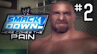 """WWE Smackdown Here Comes The Pain! SEASON MODE - Part 2 - """"BACKSTAGE BRAWL!"""" 