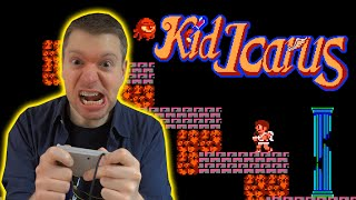 Kid Icarus NES Video Game Review | The Irate Gamer S5E2