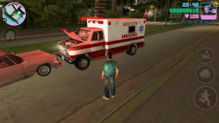 Ambulance Rescue Team | Cartoon | Gameplay | KidsSongs| VICE CITY