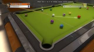 Ultimate 8 Ball - pool nation steam tournament - бильярд