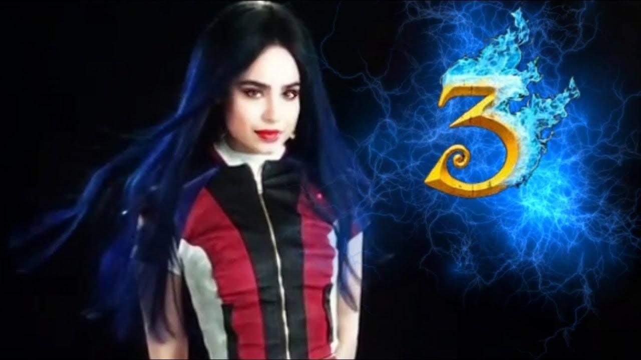 Descendants 3 (Descendientes 3) | Evie: Behind The Scenes