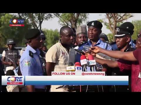 POLICE PARADES 49 SUSPECTS IN NIGER STATE...watch & share...!