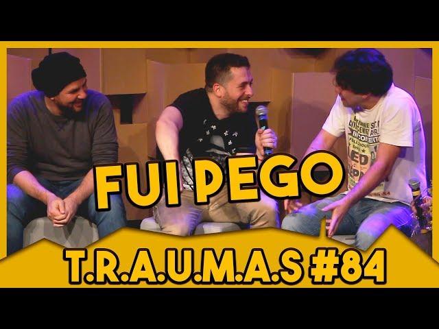 T.R.A.U.M.A.S. #84 - NA POSIÇÃO DE FRANGO ASSADO (São Paulo, SP)