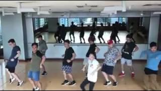 Mastermind x AC Bonifacio  Bikini bodyDawin  Lates Dance Craze