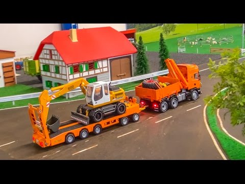 RC truck SPECIAL! Fantastic modified trucks in 1/32 scale!