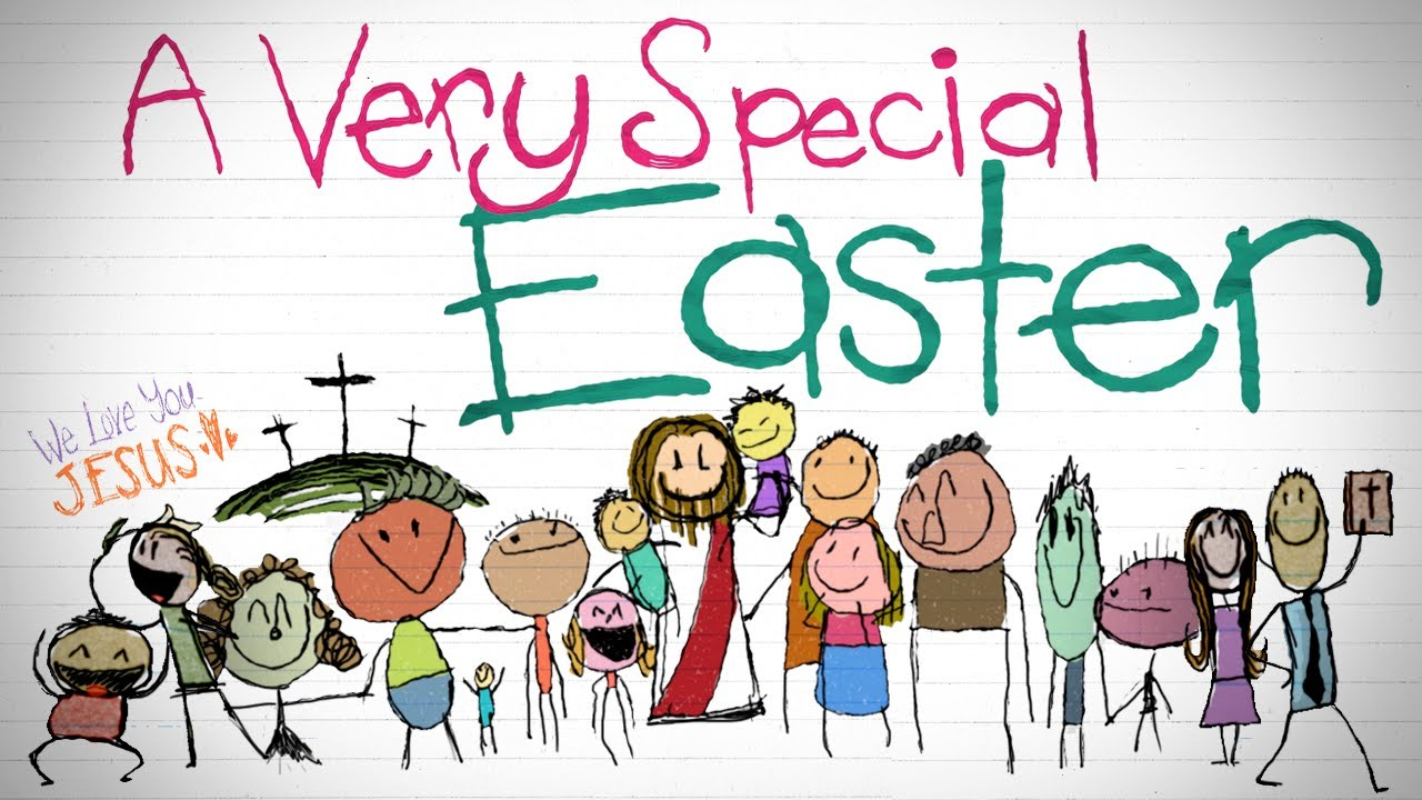 a very special easter youtube