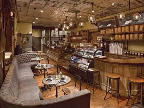 Coffee Shop Design for Small Space Ideas - YouTube