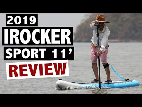 iROCKER SPORT 11' Review (2019 Inflatable SUP)
