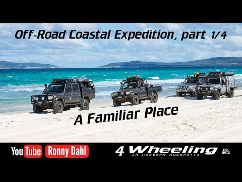 Off-Road Coastal Expedition, part 1/4
