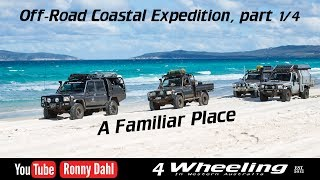Off-Road Coastal Expedition, part 1/4